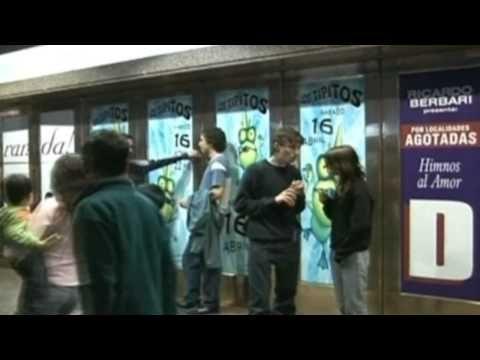 Los Tipitos - Silencio (video oficial) [HD] - YouTube