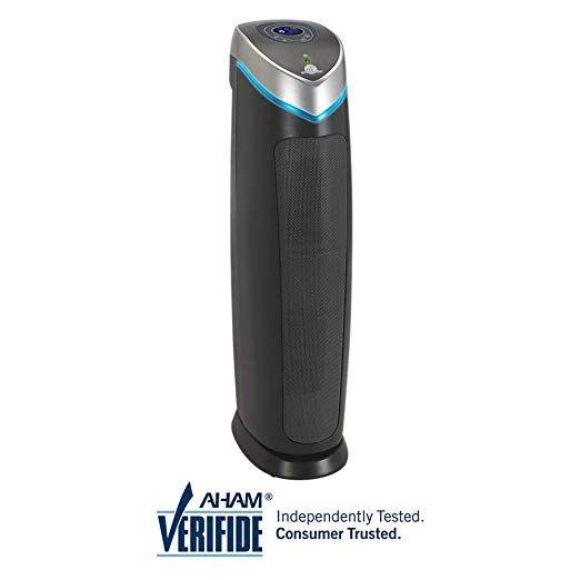 Germguardian Ac5250pt 28 3 In 1 Large Room Air Purifier Pet Pure Hepa Filter Uvc Sanitiz Hepa Filter Air Purifier Air Purifier Allergies Filter Air Purifier