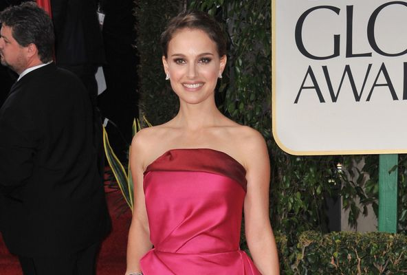Natalie Portman Worried About Vegan Diet in Paris