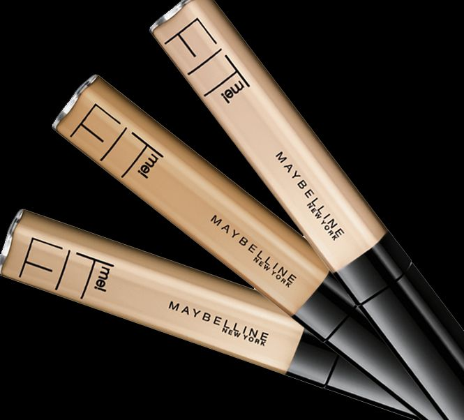 Maybelline Fit Me Concealer - I have this in Light, and I have to say...this is the best concealer I have ever used! It works great for both spots and under eye circles, goes on super pigmented and creamy, lasts all day, and won't break the bank. I simply love it!