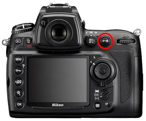 Back Button Focus for Nikon - It's like a lightbulb just went off for me!!!