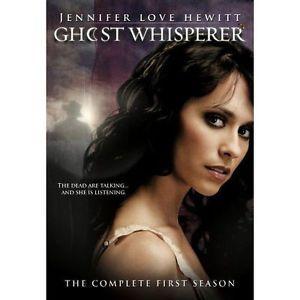 GHOST WHISPERER SEASON 1 New Sealed 6 DVD Set Jennifer Love Hewitt    eBay
