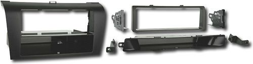 Metra - Dash Kit for Select 2004-2009 Mazda Mazda3 - Black