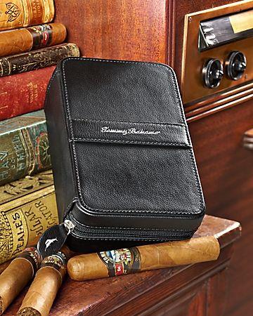 Tommy Bahama Cigar Travel Case