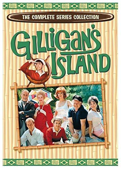 Bob Denver & Alan Jr. Hale - Gilligan's Island: The Complete Series