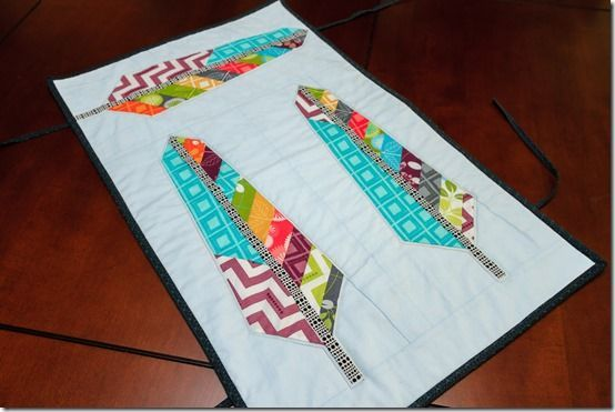 Feathers quilt tutorial link
