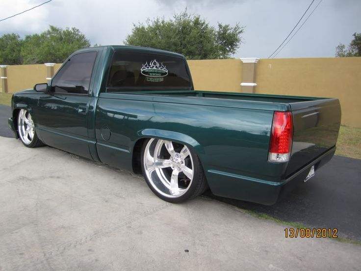 1996 Chevy Silverado Stepside For Sale 17+ images about 88-98 Chevy OBS Trucks on Pinterest ...