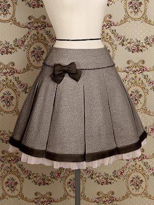MM - Emmanuel skirt