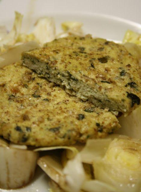 Destreggiandomi in cucina: Spinacine senza uova