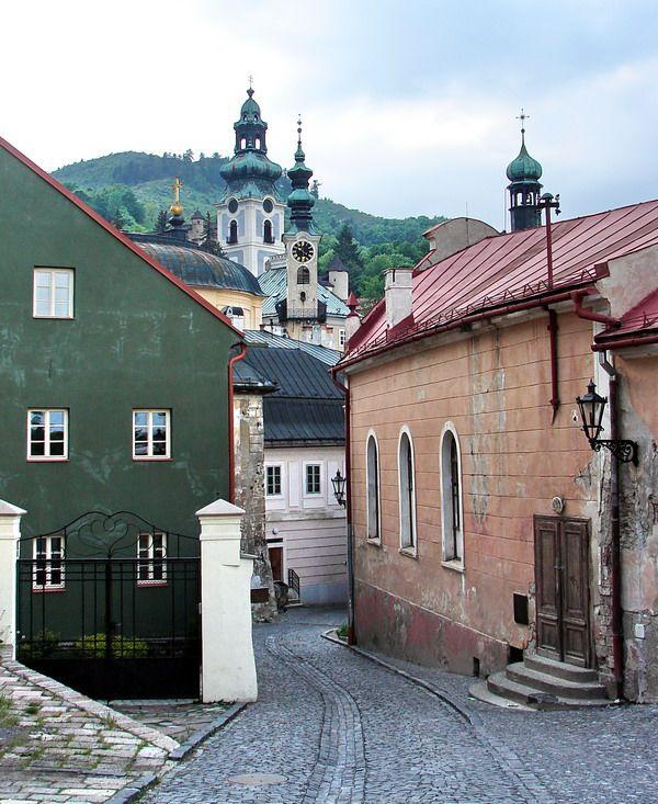 Slovakia - Banska Stiavnica II