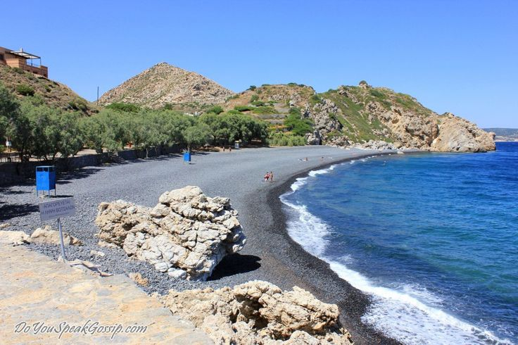 Mavra Volia beach Chios - DoYouSpeakGossip.com
