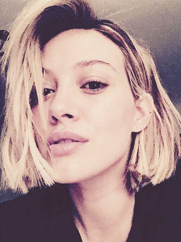 'It's Pretty Short': Check Out Hilary Duff's Major Hair Chop http://stylenews.peoplestylewatch.com/2015/12/20/hilary-duff-cut-off-her-hair/