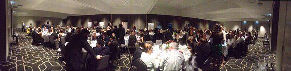 Swan Valley Wine Show Presentation dinner 2015