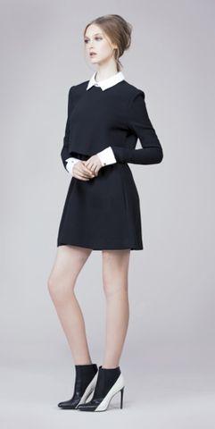 LOVE. BLACK, DRESS, ONYX, WHITE | Silk&Burlap