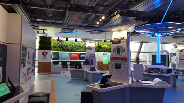 Powering the future Display, Glasgow Science Centre | Biotecture