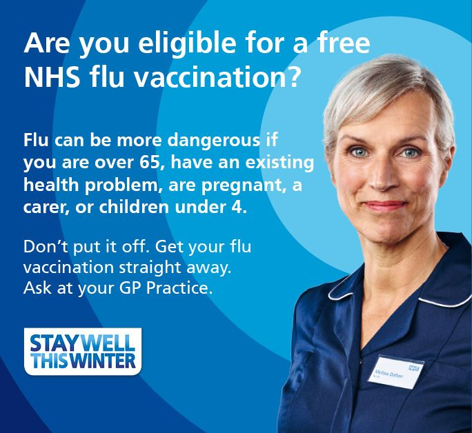 Flu web banner