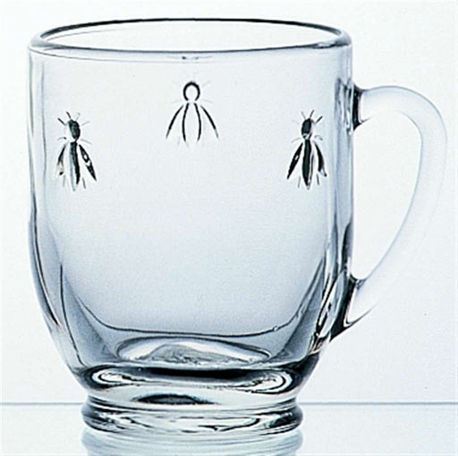 Bee mug (13oz) LR6055-01. Price: $9.99 ea. To order call 905·885·9250. (Prices subject to change without notice)