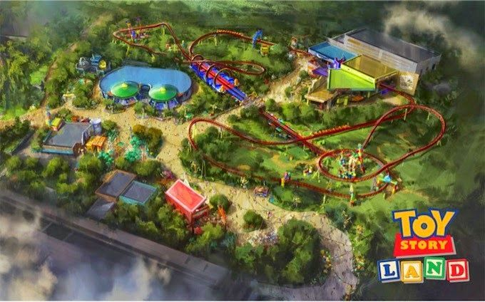 Toy Story Land Attractions Coming to Disney's Hollywood Studios #toystory https://plus.google.com/+Orlandoescape-orlando-hotels/posts/U9pijePKy1W