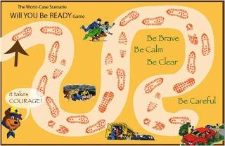 Cub Scouts - Bears Achievement 11 Be Ready