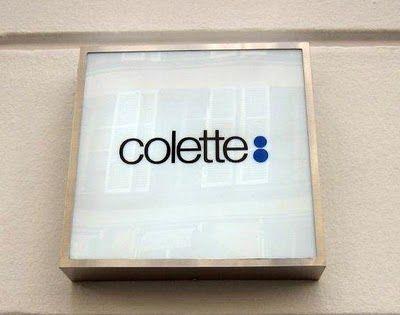 Colette  213 Rue Saint-Honoré, Paris 01 55 35 33 90