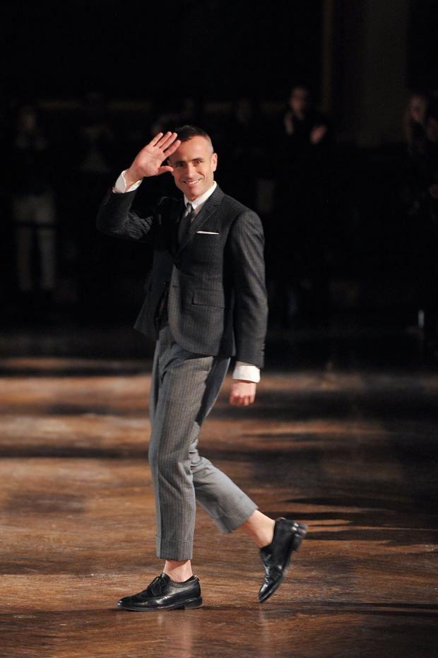 ss 2012 : 5/8 trousersThome Brown, Men Style, Men Fashion, Thom Browne, Brown Fall Winte, Fall Winte 2012, Fallwinter Men, Fall Winter, Brown Fallwinter
