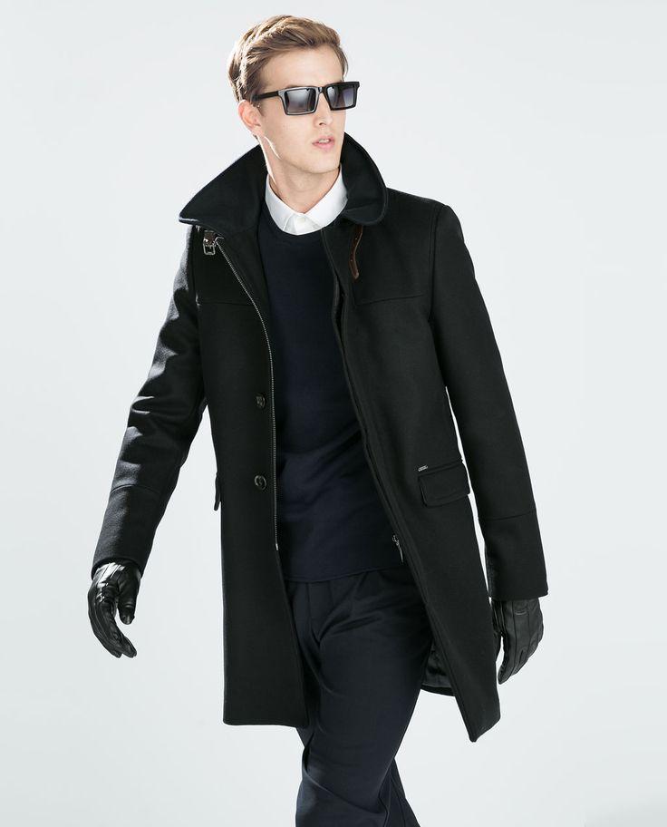 how to choose a coat men