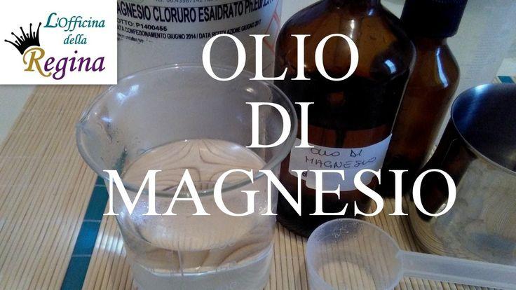 Olio di magnesio
