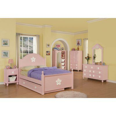Harriet Bee Eslick Panel Configurable Bedroom Set
