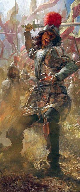"""""""Conquistador"""""""