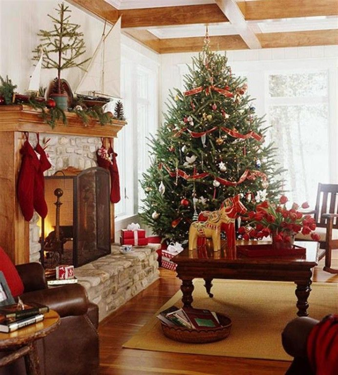Homes Decorated For Christmas On The Inside 28 best merry christmas and a happy new year!! images on pinterest