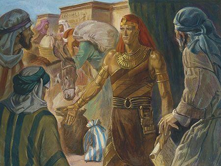 Character Study: Joseph (Old Testament)