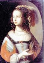 Sophia of Hanover  Father: Frederick V of Bohemia  Mother: Elizabeth Stuart (daughter of James I)   Born: Oct 13, 1630 at The Hague  Married: Ernst August, Elector of Hanover, on September 30, 1658  Children: 7 children. Her eldest was George who became King George I of England  Died: June 8, 1714 at Herrenhausen, Germany, aged 83 years, 7 months, and 24 days  Buried at: Herrenhausen, Germany