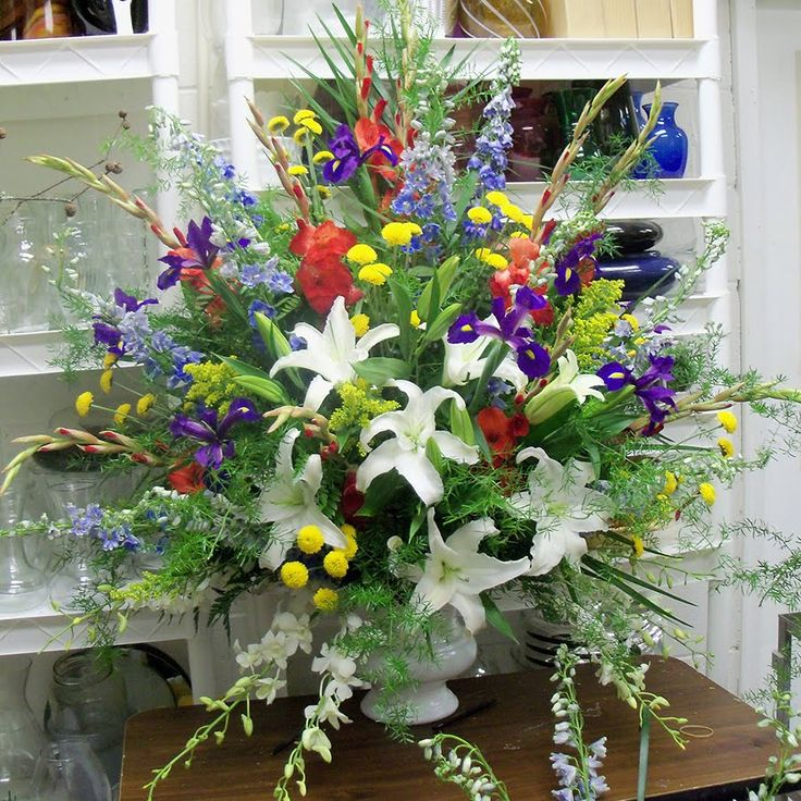 Flower Arrangement For Church Pulpit: 42 Best Images About Podium/Stage Pieces & Plantscaping On