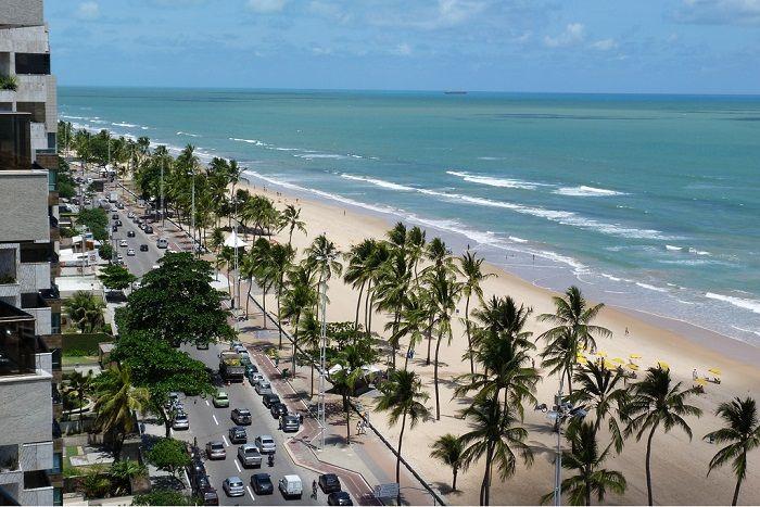 Praia de Boa Viagem-Recife-PE