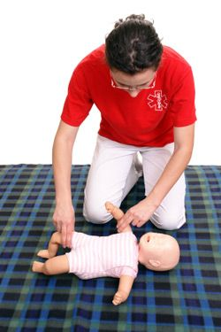 Could You Save a Little Life If You Needed To? Check out our baby safety tips - Pregnancy Awareness