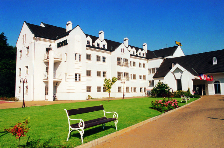 My Hotel - Lednice www.myhotel.cz Hotel 4*