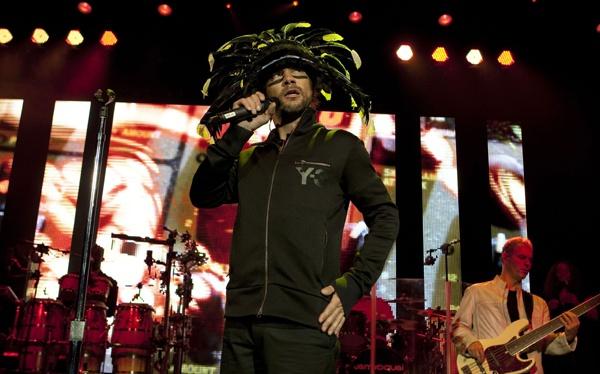 Jamiroquai tocará en Lima el 20 de febrero del 2013