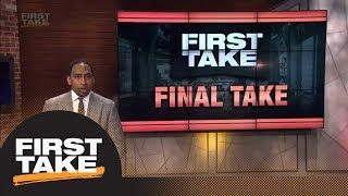 Stephen A.: Bottom line affects Colin Kaepernicks NFL future | Final Take | First Take | ESPN