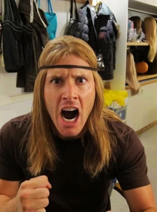 Jensen Ackles BTS ... this episode made my life haha