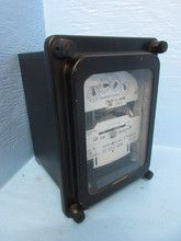 General Electric 701X90G1 Polyphase Watthour Meter Type DS-63/1 120V 3W 3PH GE (TK3162-2). See more pictures details at http://ift.tt/2vFYyb9