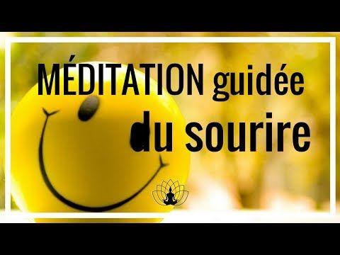 Méditation du SOURIRE Cédric Michel - YouTube