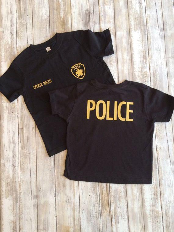 Chemise chemise police personnalisé chemise dofficier de