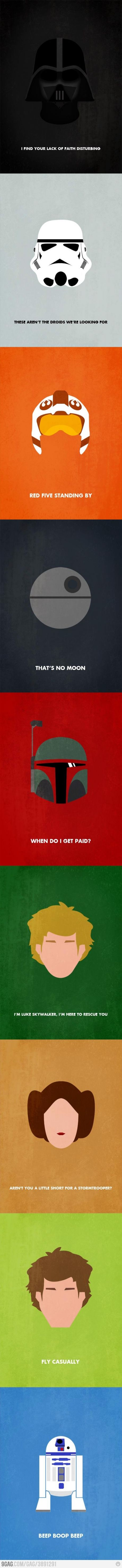 Star Wars.  Nothing more to say.