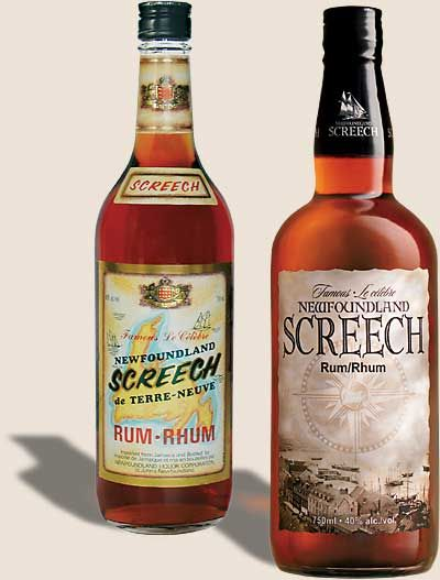 The Screech In is a Newfoundland custom, whereby local Newfoundlanders encourage those not from Newfoundland to become an honourary Newfoundlander.