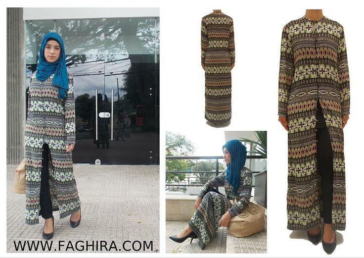 Prenda exterior www.faghira.com