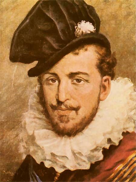 Henry Valois - Jan Matejko