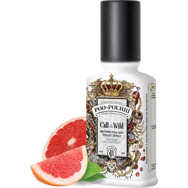 Poo-Pourri Call Of The Wild 2oz Upscale Bottle - Bed Time Toys