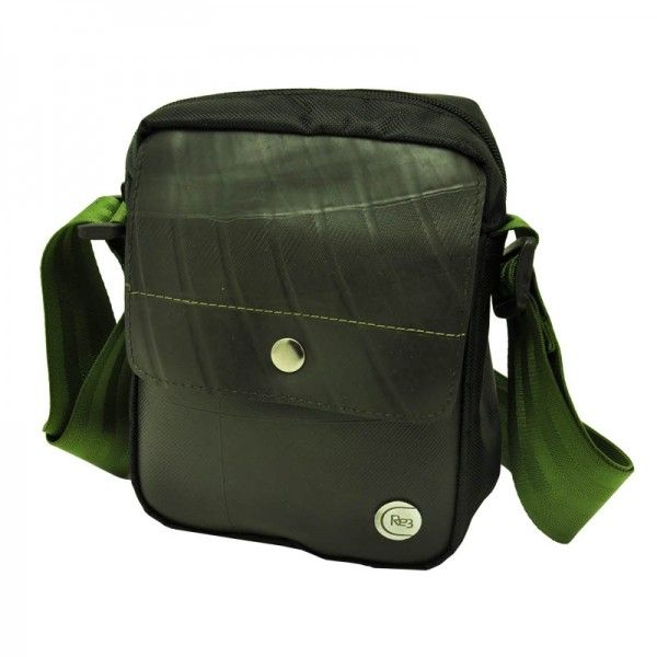 populaire handige schoudertas van hergebruikte vrachtwagen binnenband.