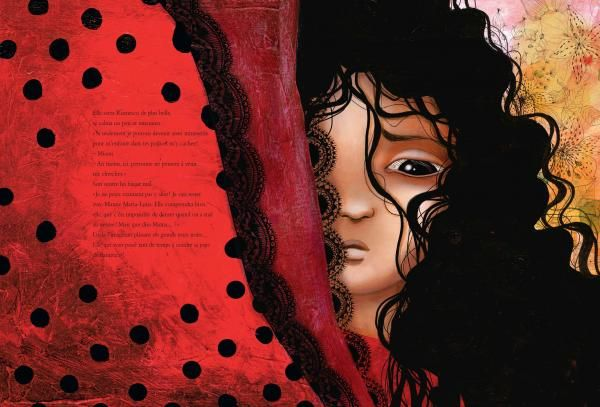 Lucía petite danseuse de flamenco, de Johana Dierickx-Brax et Justine Brax