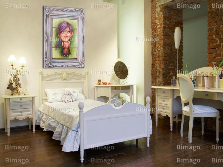 Diese Verspielte Ist Das Perfekte Wandtattoo Fr Ihr Noch Mehr Gnstige  Bordre Wandbilder Finden Sie Hier Auf With Gnstige Wandbilder